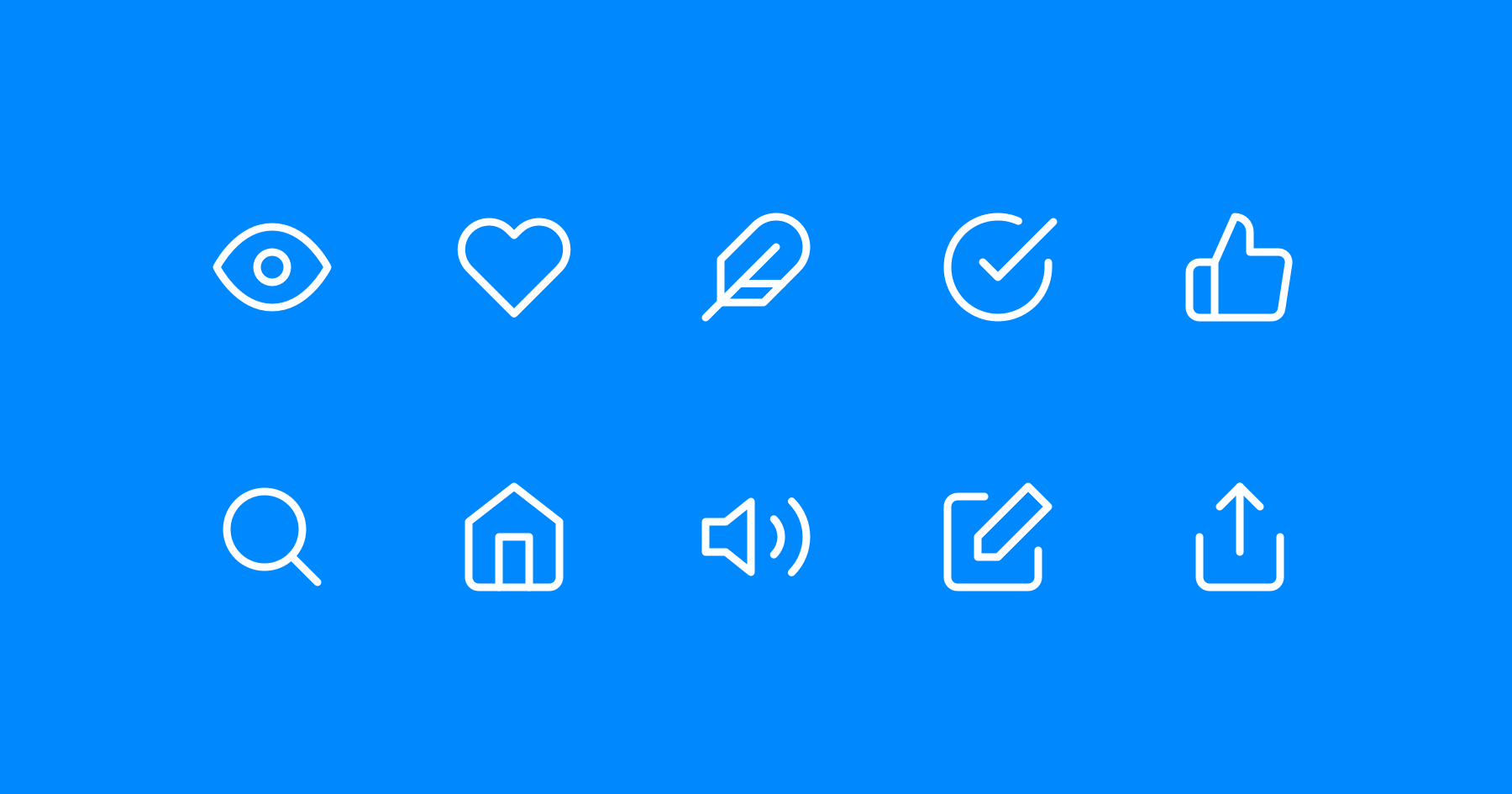 Feather – Simply beautiful open source icons
